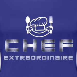Chef Extraordinaire - Women's Premium T-Shirt