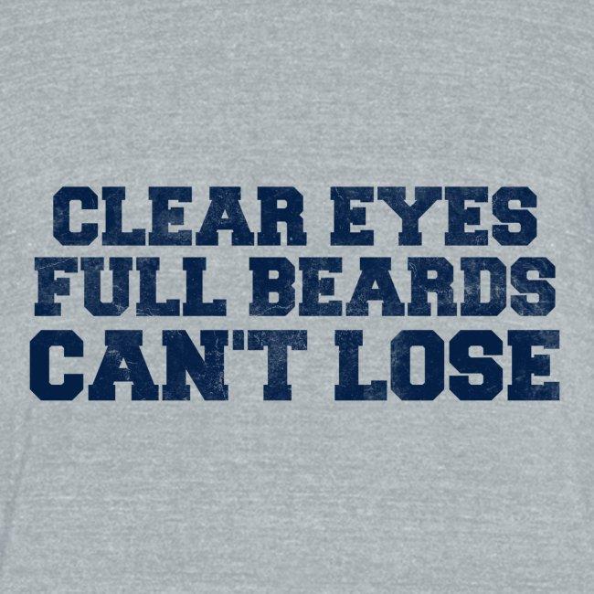 Full Beards - Unisex TRIBLEND