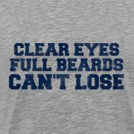 Design ~ Full Beards - Men's T