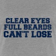 Design ~ Full Beards - Women's T