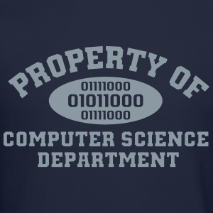 Property Of Computer Science - Crewneck Sweatshirt