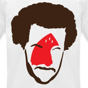 marv uses an iron T-Shirts - Men's T-Shirt by American Apparel