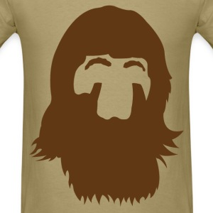Scotts Beard T-Shirts - Men's T-Shirt