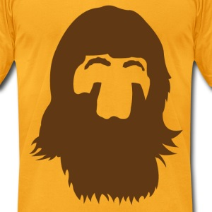 Scotts Beard T-Shirts - Men's T-Shirt by American Apparel