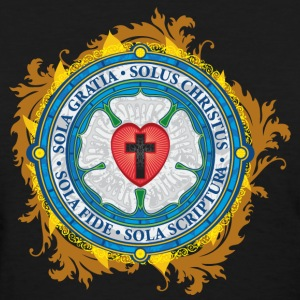 Luther Rose Lutheran Seal - Women's T-Shirt