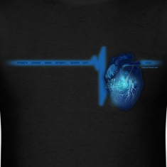 Police Heart TEW T-Shirts