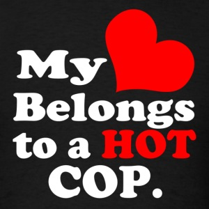 Hot Cop TEW T-Shirts - Men's T-Shirt