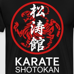 Shotokan Karate - Men's Premium T-Shirt