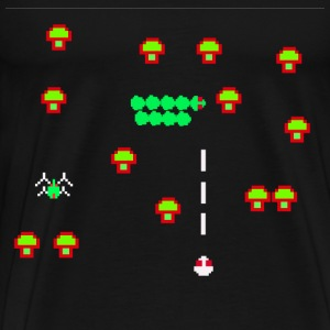 OLD SCHOOL CENTIPEDE  - Men's Premium T-Shirt