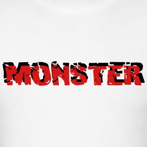 Monster T-shirts - T-shirt pour hommes
