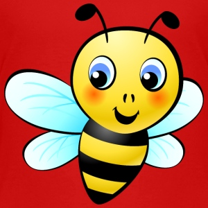Honey bee - Toddler Premium T-Shirt