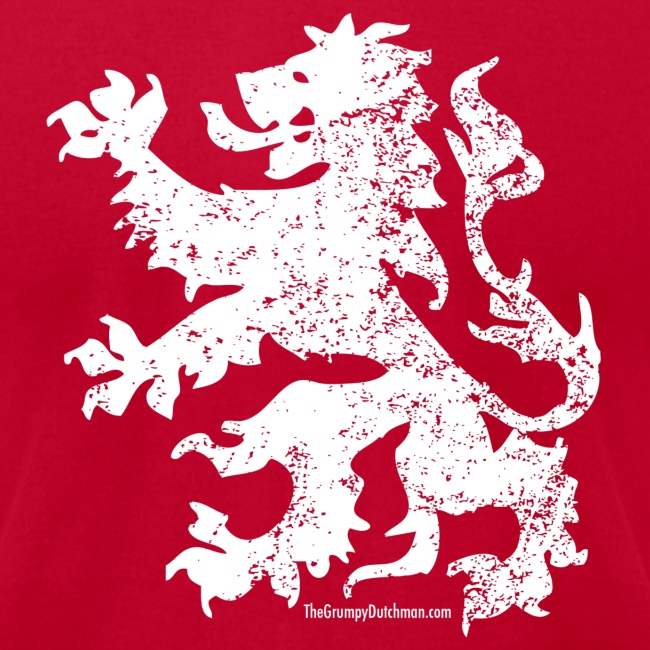 Dutch Lion (white)