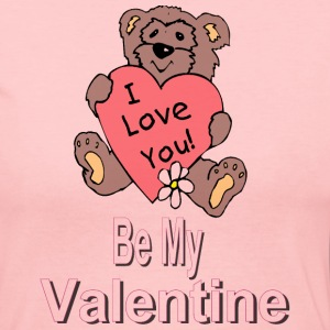 Be My Valentine Long Sleeve Shirts - Women's Long Sleeve Jersey T-Shirt