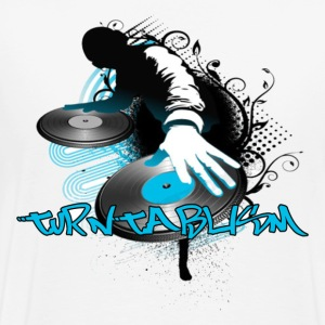 turntablism.png T-Shirts - Men's Premium T-Shirt