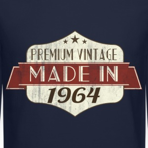 Vintage 1964 50th Birthday Long Sleeve Shirts - Crewneck Sweatshirt