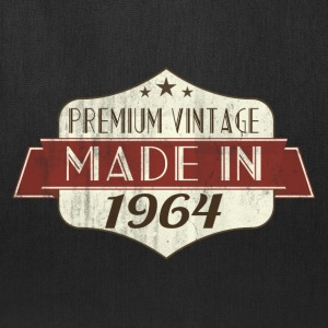 Vintage 1964 50th Birthday Bags & backpacks - Tote Bag
