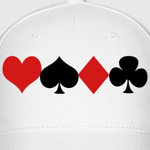 Deck of cards Caps - Baseball Cap