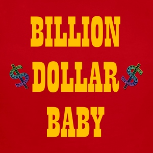 Billion Dollar Baby - Short Sleeve Baby Bodysuit