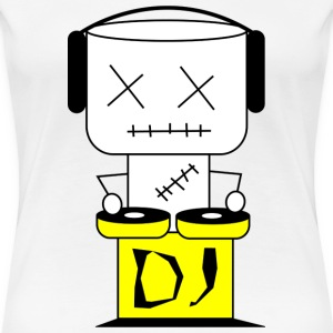 DJ Girl - Women's Premium T-Shirt