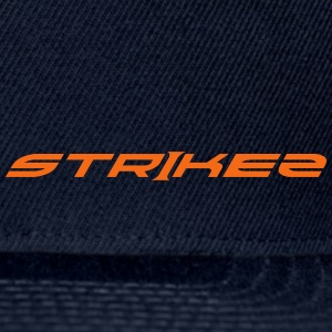Strikez Hat - Snap-back Baseball Cap