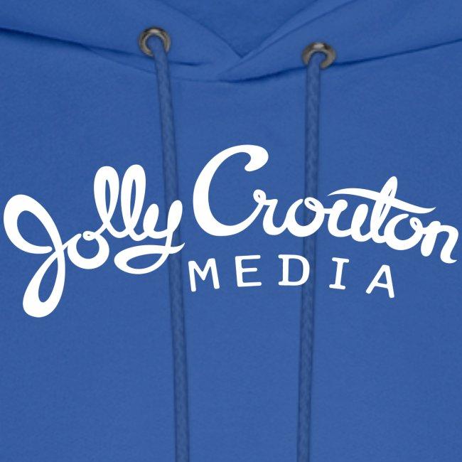 Dark Jolly Crouton Media Hoodie