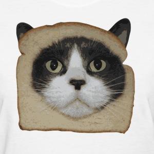 Breaded Inbread Cat Breading Women's T-Shirts - Women's T-Shirt