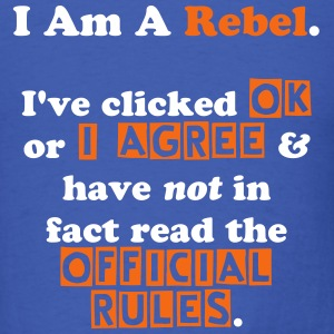 Rebel - Men's T-Shirt