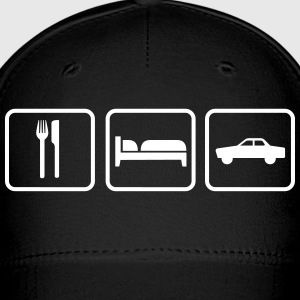 Eat Sleep Drive Caps - Baseball Cap