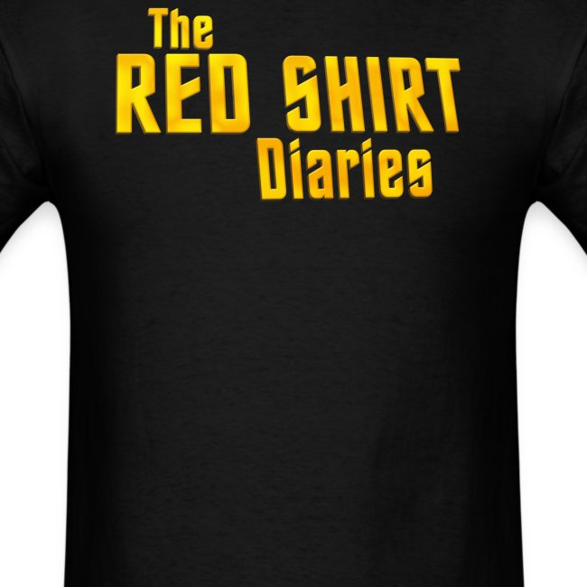The Red Shirt Diaries Official T-Shirt