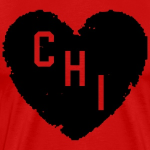 Chi Heart T-Shirts - Men's Premium T-Shirt