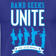 Band Geeks Unite T-Shirts