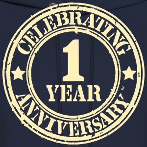 CELEBRATING 1 YEAR ANNIVERSARY™ Hoodies - Men's Hoodie