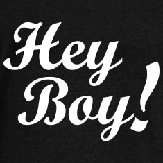 Hey Boy! Long Sleeve Shirts