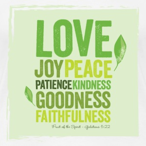 Love Peace & Faith - Women's Premium T-Shirt