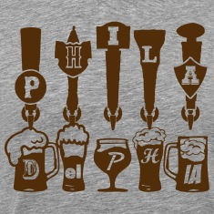 Philly Taps T-Shirts