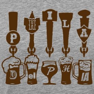 Philly Taps T-Shirts - Men's Premium T-Shirt