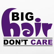 Design ~ Big Hair purple