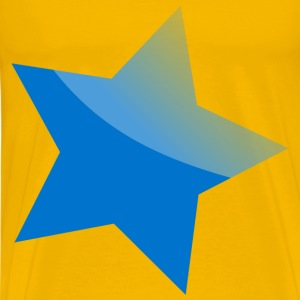 Blue Star - Men's Premium T-Shirt