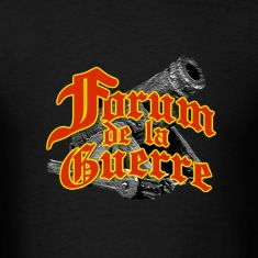 Logo officiel Forum de la Guerre T-Shirts