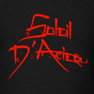 Logo officiel Soleil D'Acier T-Shirts - Men's T-Shirt