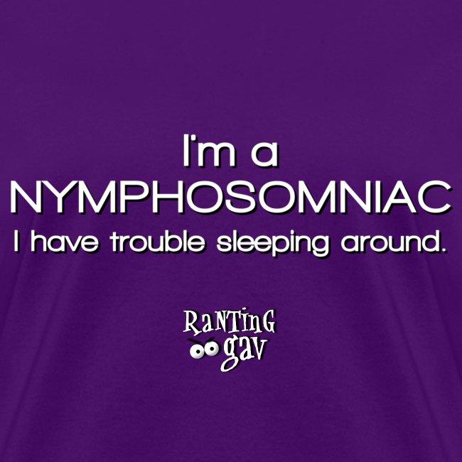 Nympho-somniac - Women's Standard T