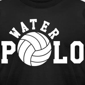 Water Polo T-Shirts - Men's T-Shirt by American Apparel