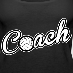 Coach Tanks - Women's Premium Tank Top