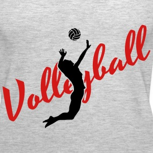 Volleyball Tanks - Women's Premium Tank Top