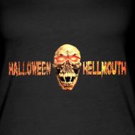 Design ~ Womens Hellmouth Logo Tank