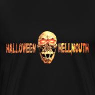 Design ~ Mens Hellmouth Logo T 3x 4x 5x