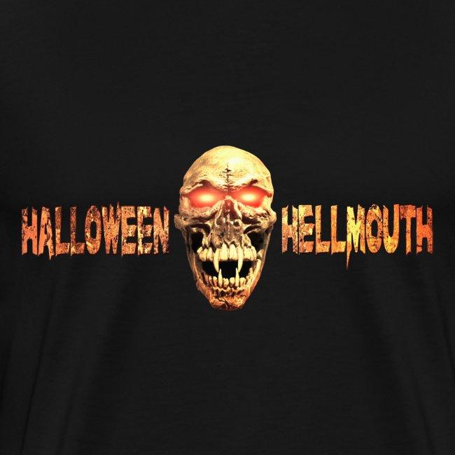 Mens Hellmouth Logo T 3x 4x 5x