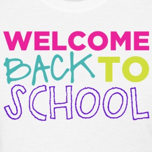 Welcome Back to School T-Shirts - Women's T-Shirt