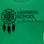 Design ~ Women's Ladymon Logo Shirt