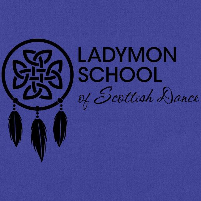 Ladymon Logo Tote